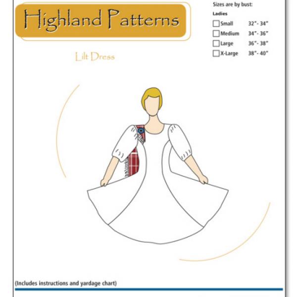 Lilt Dress Pattern