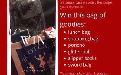 Win a bag of goodies
